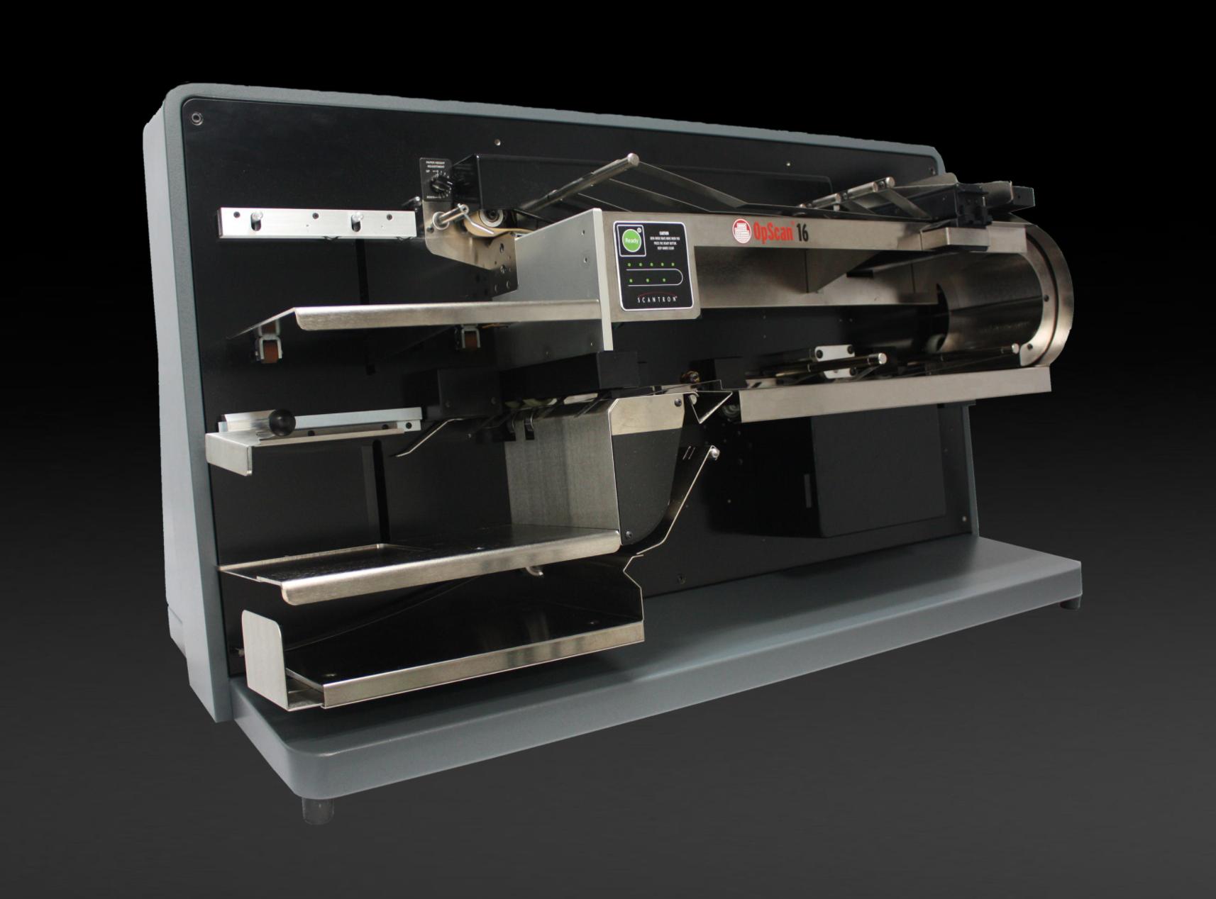 Escáner Opscan 16